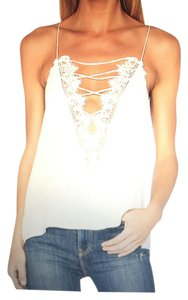 CAMI NYC Top White/Ivory