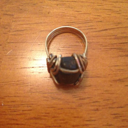 N/A Coral Ring