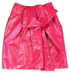 Thakoon Skirt red