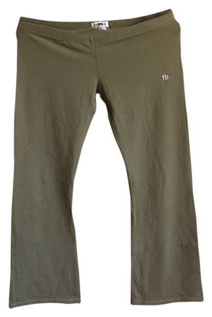 Preload https://item4.tradesy.com/images/olive-yoga-flared-pants-size-12-l-32-33-2139158-0-0.jpg?width=400&height=650