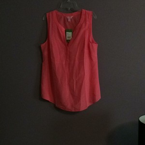 Lilly Pulitzer Top hot coral