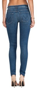 Mother Skinny Denim The Freja Skinny Jeans-Medium Wash