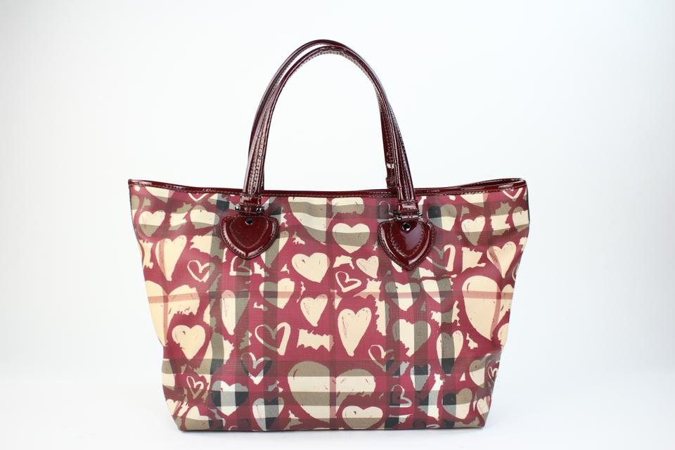 Burberry Heart Tote