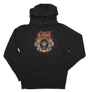 Ozzy Osbourne The Treasured Music Boho Band Memorabilia Sweatshirt