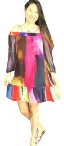 Anthropologie Top multiple colors