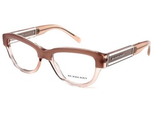 Burberry BE2208-3560 Women's Opal Nude Frame Genuine Eyeglasses NWT