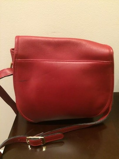 Crouch and Fitzgerald Leather Cross Body Bag Image 1