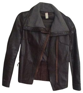 Free People Dark Brown Jacket