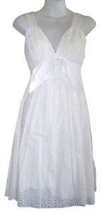 Other short dress White Summer Party on Tradesy