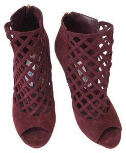 80a4cfa4f494 Red Jimmy Choo Boots   Booties - Up to 90% off at Tradesy