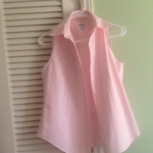 Brooks Brothers Top Light Pink