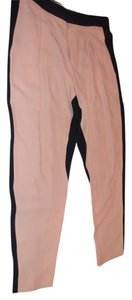 Chloé Relaxed Pants BEIGE/NAVY