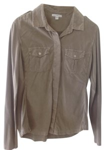 James Perse Button Down Shirt