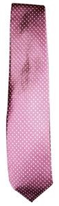Brooks Brothers Men's brooks brothers tie purple white dot traditional