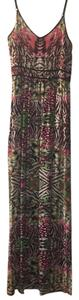 Multi Maxi Dress by Topshop