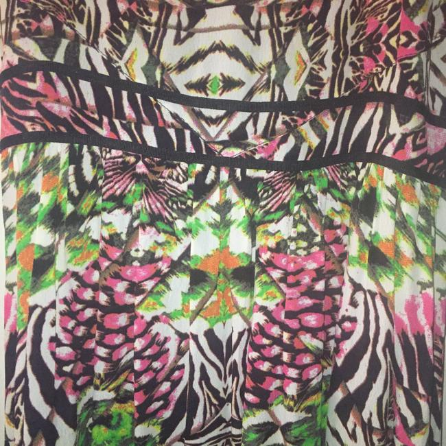 Multi Maxi Dress by Topshop Image 2