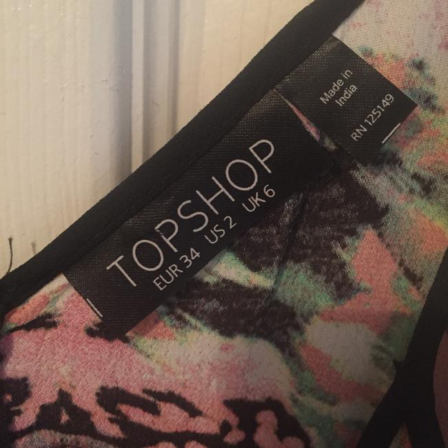 Multi Maxi Dress by Topshop Image 3