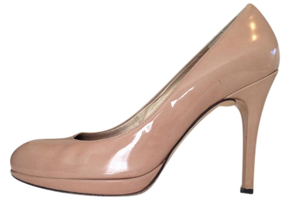 Ladies Nude Stuart Weitzman Nude Ladies Platswoon Pumps price concessions 0f04f9