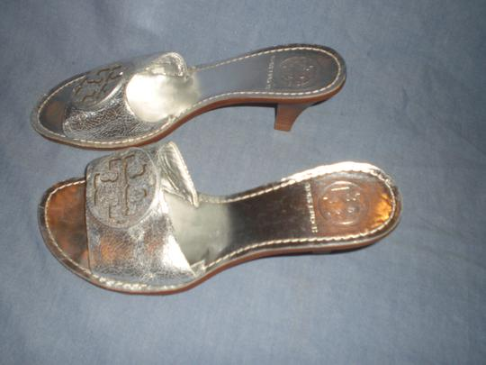 Tory Burch silver Sandals Image 4