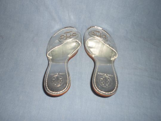 Tory Burch silver Sandals Image 6