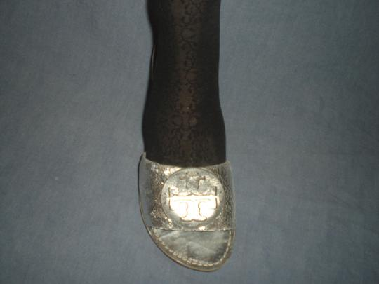 Tory Burch silver Sandals Image 7