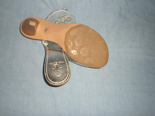 Tory Burch silver Sandals Image 8