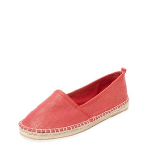 Cole Haan Coral Red Flats
