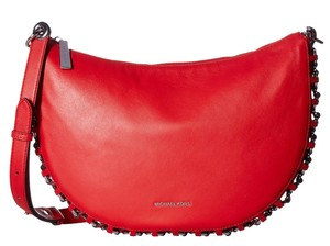 Michael Kors Red Messenger Bag