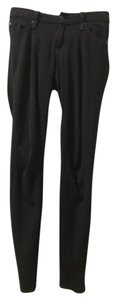 7 For All Mankind Soft Jeggings-Dark Rinse