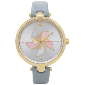 Kate Spade Kate Spade New York Women's violet sky leather and gold Watch KSW1231