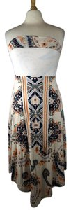 Multi-Color Maxi Dress by Maeve