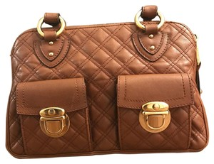 Marc Jacobs Satchel in Brown