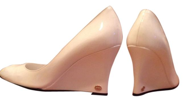 Item - White Patent Leather Style Number 190899 Pumps Size US 8 Regular (M, B)