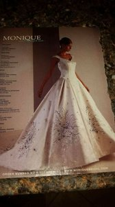 Monique Luo 600 On Paper Wedding Dress