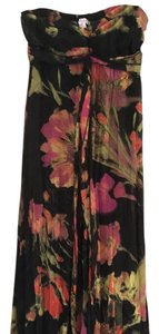 black floral Maxi Dress by Xhilaration