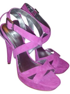 Nine West Flamingo Pink Sandals