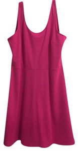 Old Navy short dress Magenta Pink on Tradesy