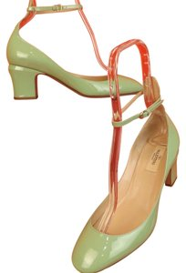 Valentino Mint Pumps