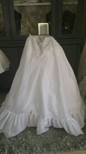 Merry Modes Crinoline Slip Petticoat Extra Full Ball Gown One Size Fits All