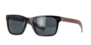 Giorgio Armani NEW Giorgio Armani AR 8062 Black African Wood Limited Sunglasses