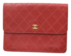 1328c796a1 Red Chanel Clutches - Up to 70% off at Tradesy