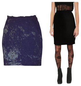 Urban Outfitters Fletcher By Lyell Skirt Black