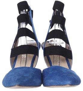 Via Spiga Blue Pumps
