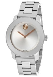 Movado Movado Bold Stainless Steel 38mm Women's Watch