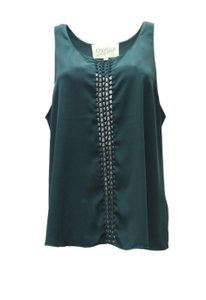 Rory Beca Polyester Top green