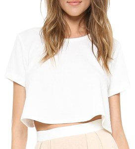 Torn by Ronny Kobo T Shirt White