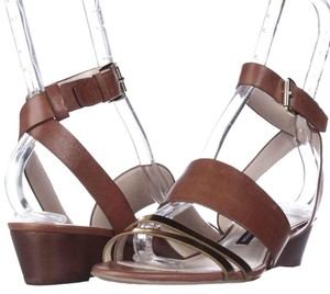 French Connection Brown Platforms