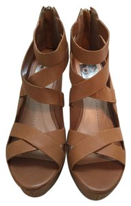 Dolce Vita Summer Brown Wedges