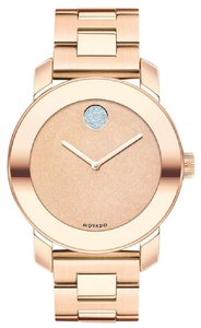 Movado Movado Bold Rose Gold Ion-Plated 36mm Women's Watch