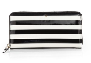 Kate Spade Harrison Street Stripe Lacey Continental Wallet